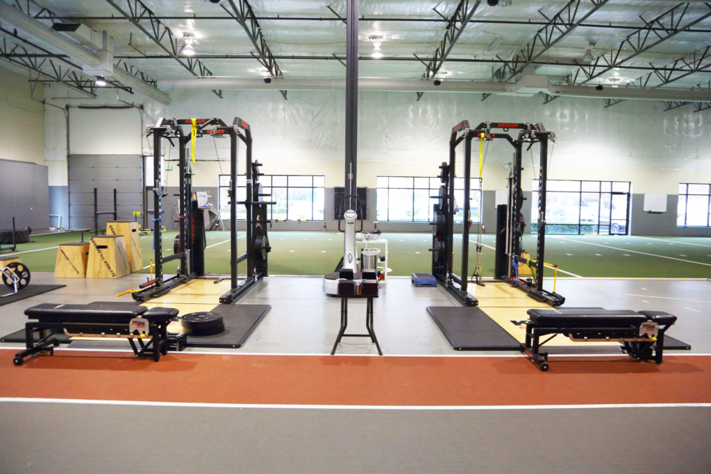 Pro Baller Fitness New Training Facility