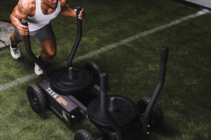 Torque Tank Fitness Sled